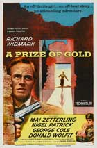 A Prize of Gold - 27 x 40 Movie Poster - Style B