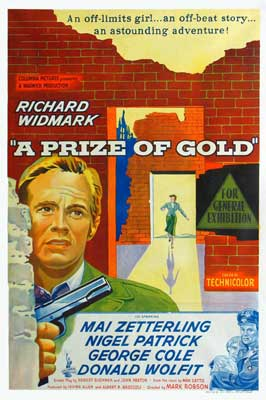 A Prize of Gold - 11 x 17 Movie Poster - Australian Style A