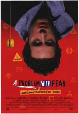 A Problem with Fear - 11 x 17 Movie Poster - Style A