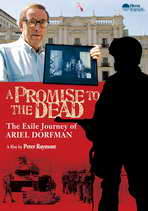 A Promise to the Dead: The Exile Journey of Ariel Dorfman - 11 x 17 Movie Poster - Style A