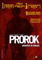 A Prophet - 11 x 17 Movie Poster - Polish Style A