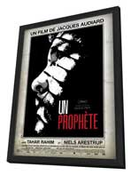A Prophet - 27 x 40 Movie Poster - French Style B - in Deluxe Wood Frame
