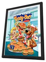 A Pup Named Scooby-Doo - 27 x 40 Movie Poster - Style A - in Deluxe Wood Frame