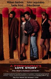 A Pyromaniac's Love Story - 11 x 17 Movie Poster - Style B