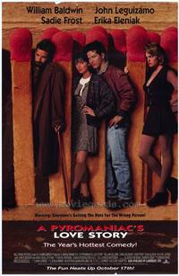A Pyromaniac's Love Story - 27 x 40 Movie Poster - Style B