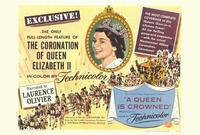 A Queen Is Crowned - 27 x 40 Movie Poster - Style A