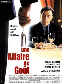 A Question of Taste - 27 x 40 Movie Poster - French Style A
