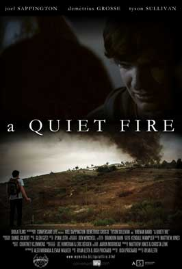 A Quiet Fire - 11 x 17 Movie Poster - Style A