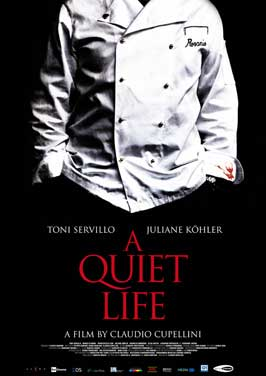 A Quiet Life - 27 x 40 Movie Poster - UK Style A