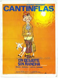 A Quixote Without La Mancha - 27 x 40 Movie Poster - Spanish Style A