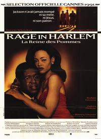 A Rage in Harlem - 11 x 17 Movie Poster - French Style A
