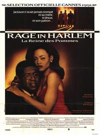 A Rage in Harlem - 47 x 62 Movie Poster - French Style A