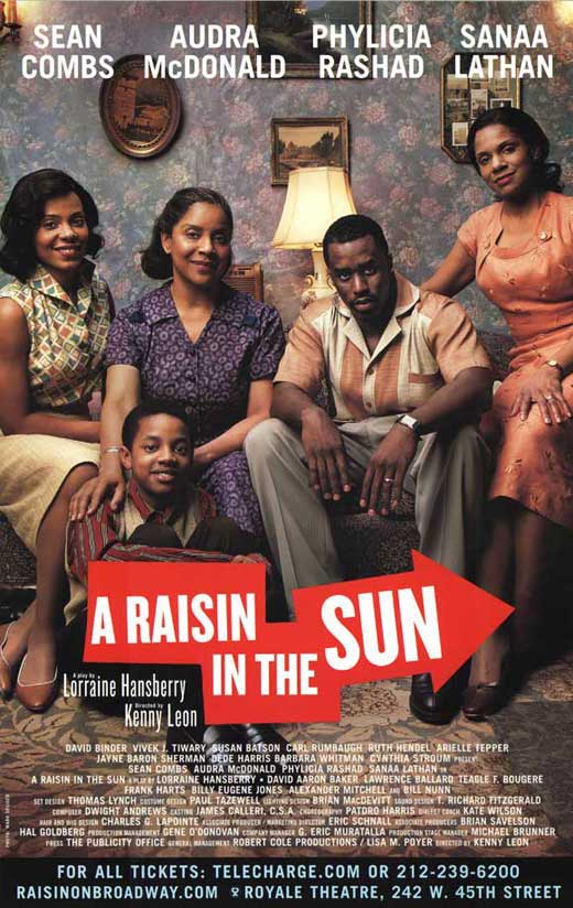 Raisin in the Sun Book