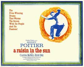 A Raisin in the Sun - 11 x 14 Movie Poster - Style A
