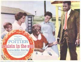 A Raisin in the Sun - 11 x 14 Movie Poster - Style B