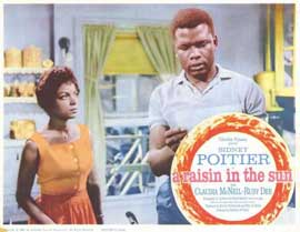 A Raisin in the Sun - 11 x 14 Movie Poster - Style G