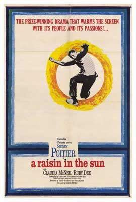 A Raisin in the Sun - 27 x 40 Movie Poster - Style A