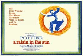 A Raisin in the Sun - 27 x 40 Movie Poster - Style C