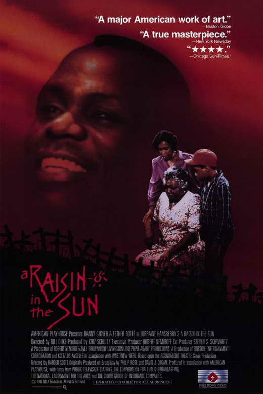 a raisin in the sun movie Find out when and where you can watch a raisin in the sun on tv with the full  listings schedule at tvguidecom.