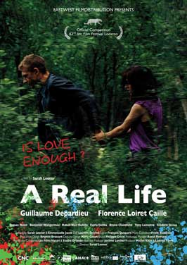 A Real Life - 27 x 40 Movie Poster - Style A