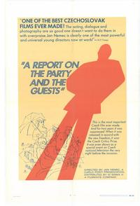 A Report on the Party and the Guests - 11 x 17 Movie Poster - Style A