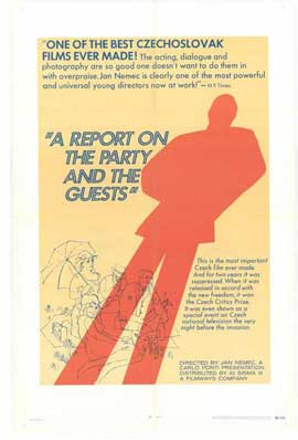 A Report on the Party and the Guests - 27 x 40 Movie Poster - Style A