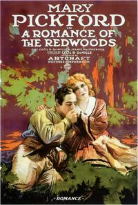 A Romance of the Redwoods - 43 x 62 Movie Poster - Bus Shelter Style A
