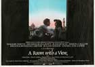 A Room with a View - 11 x 17 Movie Poster - UK Style A