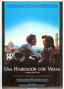A Room with a View - 11 x 17 Movie Poster - Spanish Style A