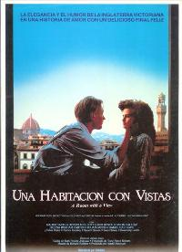 A Room with a View - 27 x 40 Movie Poster - Spanish Style A