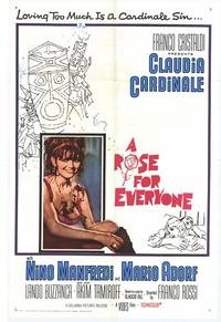 A Rose for Everyone - 11 x 17 Movie Poster - Style A