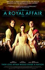 A Royal Affair - 11 x 17 Movie Poster - Style F