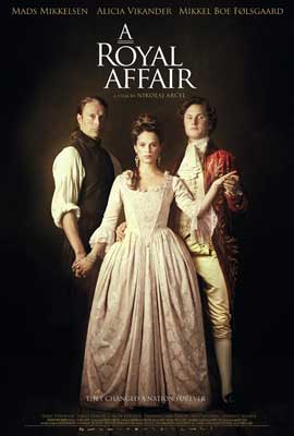A Royal Affair - 11 x 17 Movie Poster - Style A