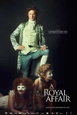 A Royal Affair - 27 x 40 Movie Poster - Style B