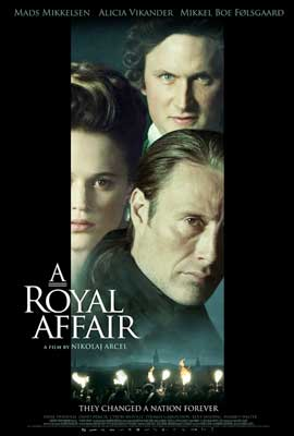 A Royal Affair - 11 x 17 Movie Poster - Style C