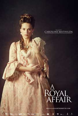 A Royal Affair - 11 x 17 Movie Poster - Style D