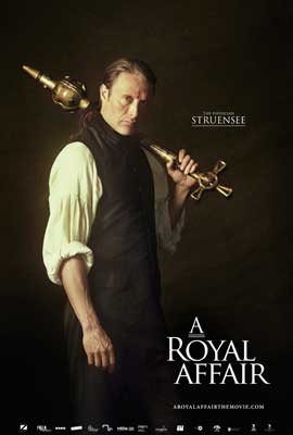 A Royal Affair - 11 x 17 Movie Poster - Style E