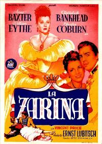 A Royal Scandal - 11 x 17 Movie Poster - Spanish Style A