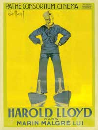 A Sailor-Made Man - 11 x 17 Movie Poster - German Style B