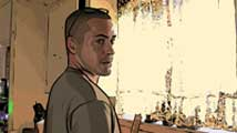 A Scanner Darkly - 8 x 10 Color Photo #10