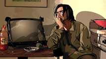 A Scanner Darkly - 8 x 10 Color Photo #23