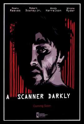 A Scanner Darkly - 11 x 17 Movie Poster - Style A