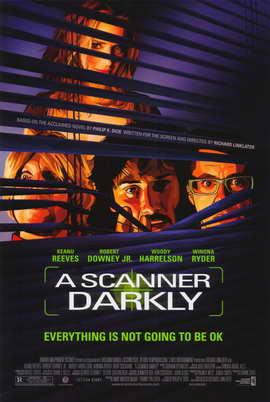 A Scanner Darkly - 11 x 17 Movie Poster - Style B