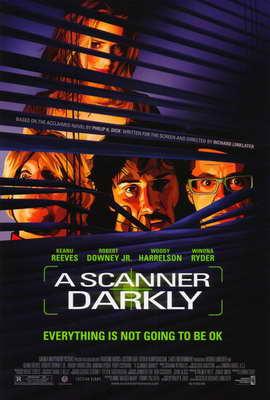 A Scanner Darkly - 27 x 40 Movie Poster - Style A