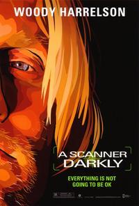 A Scanner Darkly - 27 x 40 Movie Poster - Style B