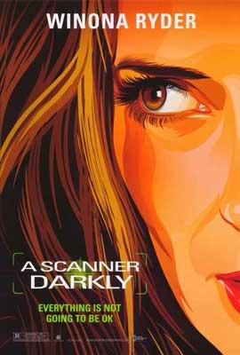 A Scanner Darkly - 27 x 40 Movie Poster - Style C