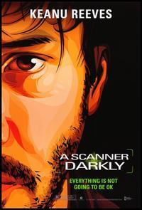 A Scanner Darkly - 11 x 17 Movie Poster - Style E