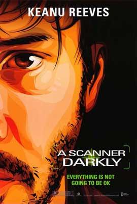 A Scanner Darkly - 27 x 40 Movie Poster - Style D