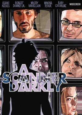 A Scanner Darkly - 27 x 40 Movie Poster - Style F
