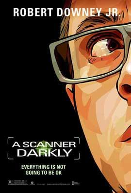 A Scanner Darkly - 11 x 17 Movie Poster - Style H